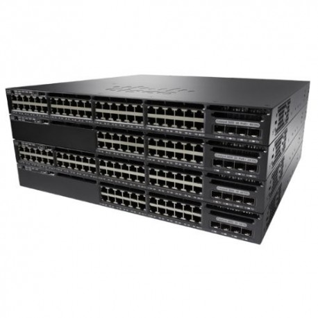 Cisco Catalyst 3650 24PD S Managed L3 Switch