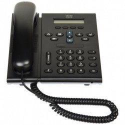 Cisco 6921 Unified IP Phone CP-6921-CL-K9