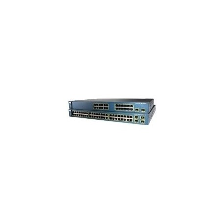 Cisco WS-C3560G-48PS-S SMI Catalyst Switch