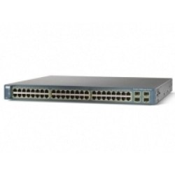 Cisco Catalyst Switch WS-C3560G-48TS-E