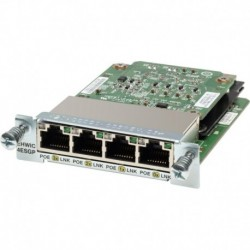 Cisco EHWIC 4ESG - 4 Port WAN Interface