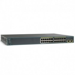 Cisco Catalyst Switch WS-C2960-24-S