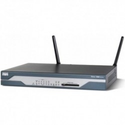 Cisco CISCO1811W-AG-A/K9 Wireless Router