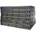 Cisco Catalyst 2960 24TT Managed Switch.