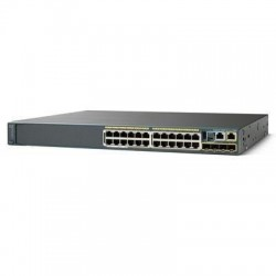 Cisco Switch WS-C2960S-24PD-L