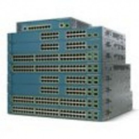 Cisco Switch WS-C3560X-48PF-L