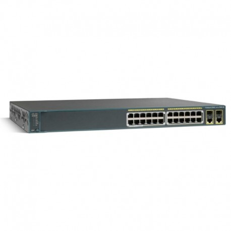 Cisco Catalyst 2960 24PC L Managed Switch