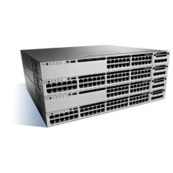 Cisco Catalyst Layer 3 Switch WS-C3850-24P-S