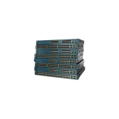 Cisco WS-C3560-48TS-S Catalyst 3560-48TS SMI 48 Port switch