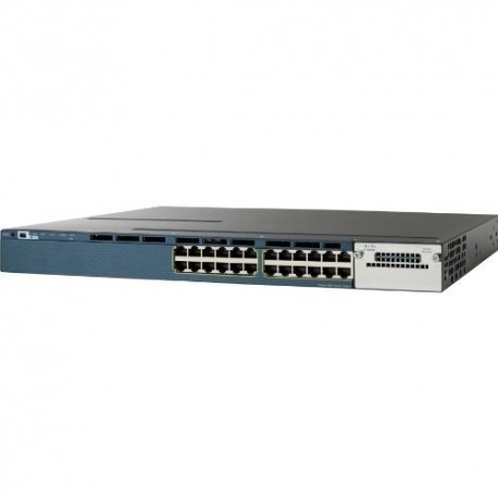 Cisco WS-C3560X-24T-E 24 Port IP Services Gigabit Switch