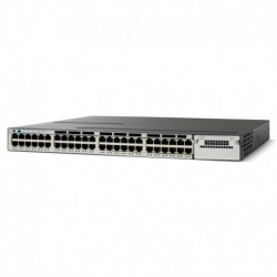 Cisco Catalyst Switch WS-C3750X-48P-E
