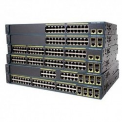 Cisco WS-C2960-48TT-L CATALYST 2960 48 port Switch