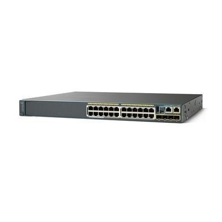 Cisco Catalyst WS-C2960S-24PS-L Stackable Ethernet Switch