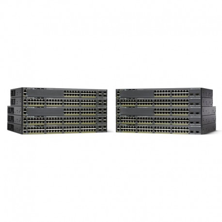 Cisco Catalyst WS-C2960X-48FPS-L