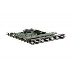 Cisco WS-X6348-RJ45V 48 Port Fast Ethernet Switch Module 6500 Series