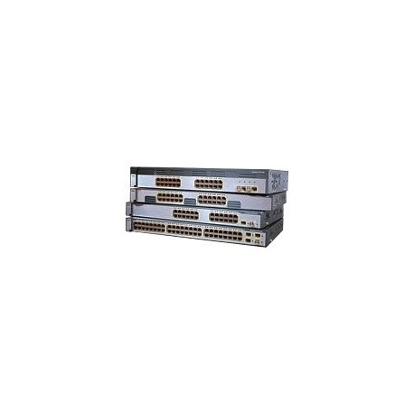 Cisco Catalyst Switch WS-C3750-24TS-S