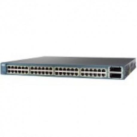Cisco Catalyst Switch WS-C3560E-48TD-S