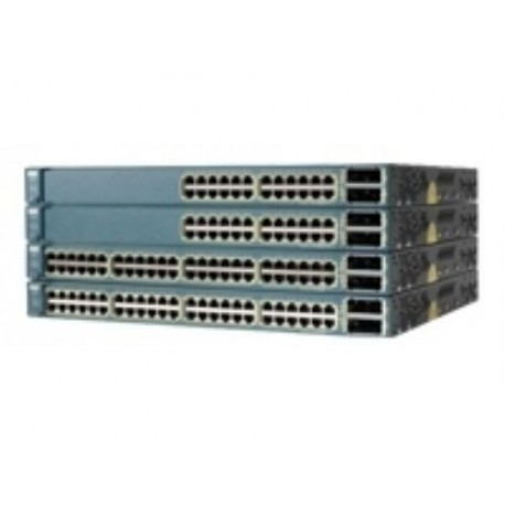 Cisco Catalyst Switch WS-C3560E-48PD-E