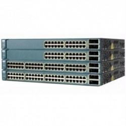 Cisco Catalyst Switch WS-C3560E-48PD-S