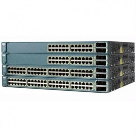 Cisco Catalyst Switch WS-C3560E-48TD-E