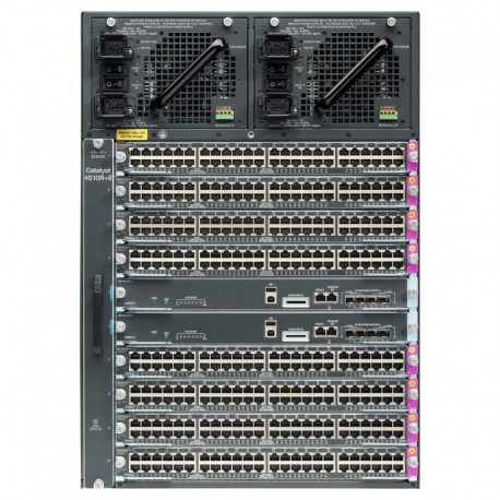 Cisco WS-C4510R-E Chassis