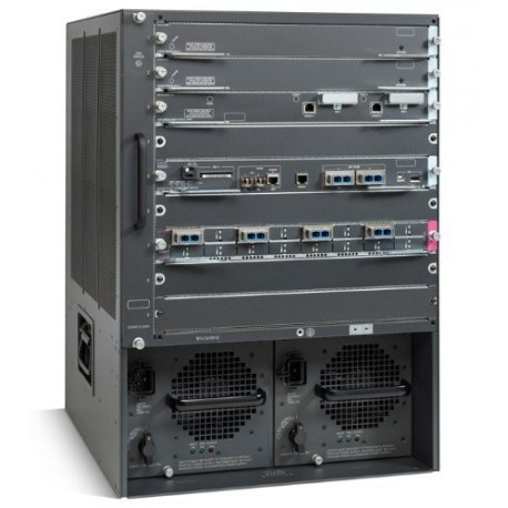 Cisco Switch Chassis WS-C6509-E