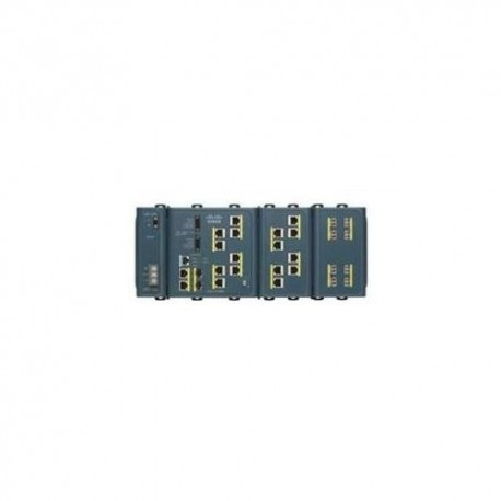 Cisco IE-3000-8TC Industrial Ethernet Switch