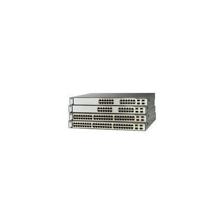 Cisco Catalyst Switch WS-C3750G-24TS-E1U
