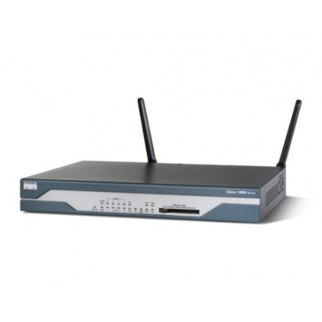 Cisco Wireless Router CISCO1801W-AG-B/K9