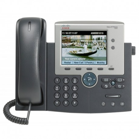Cisco Unified 7945G VoIP Phone
