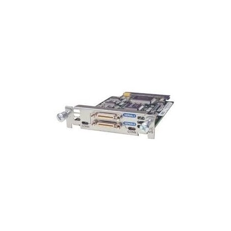 Cisco WIC-2A/S 2-Port Serial Wan Interface Card