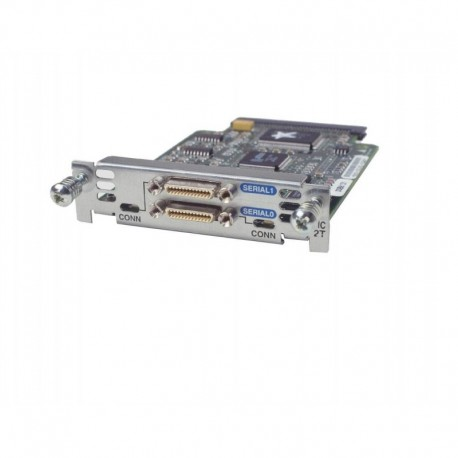 Cisco HWIC-2T 2-Port Serial WAN Interface Card