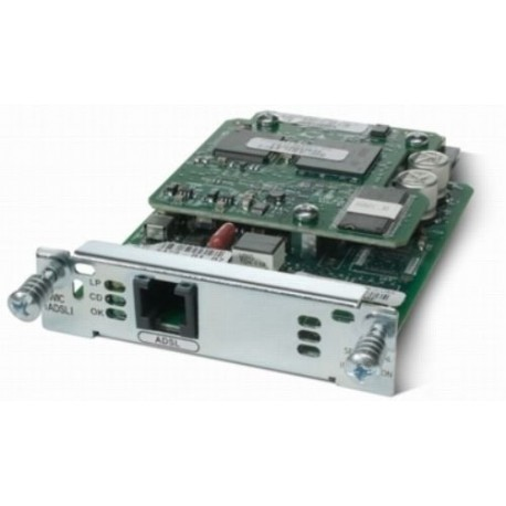 Cisco HWIC-1ADSL 1-port ADSL Card